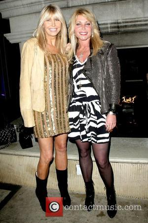Lisa Gastineau and Pamela Bach-Hasselhoff 3rd Annual Avant Garde Fashion Event and 'Shark City' afterparty at Boulevard 3 - Inside...