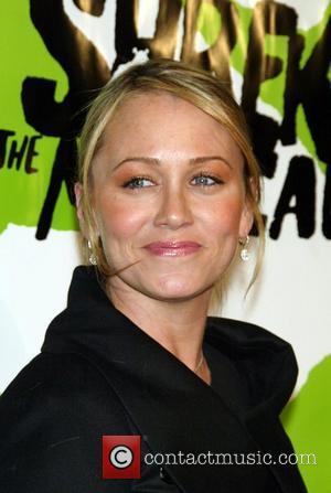 Christine Taylor Opening Night of the new Broadway Musical 'Shrek' at the Broadway Theatre - Arrivals New York City, USA...