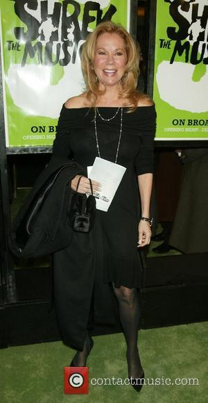 Kathie Lee Gifford Opening Night of the new Broadway Musical 'Shrek' at the Broadway Theatre - Arrivals New York City,...