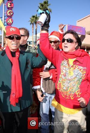 Siegfried Fischbacher, Las Vegas and Roy Horn