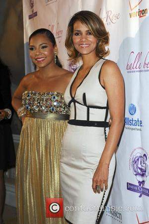 Halle Berry and Ashanti