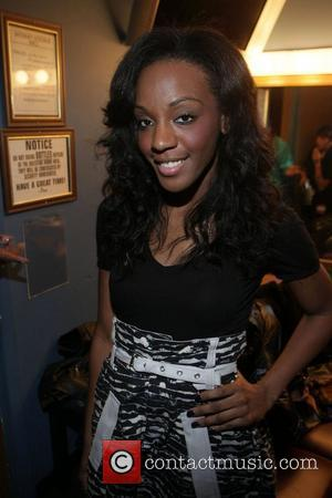 Dawn Richard 9th Annual Youth Holiday Party held at The Fillmore New York at Irving Plaza New York City, USA...