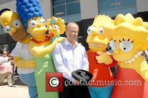 Kelsey Grammer and Simpsons Characters