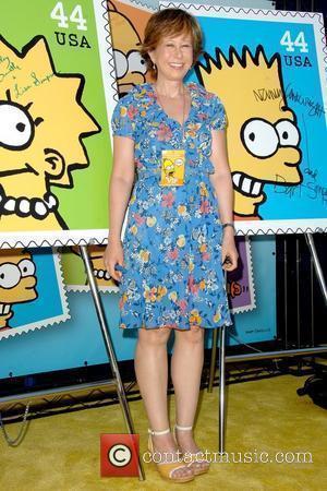 Yeardley Smith voice of Lisa Simpson