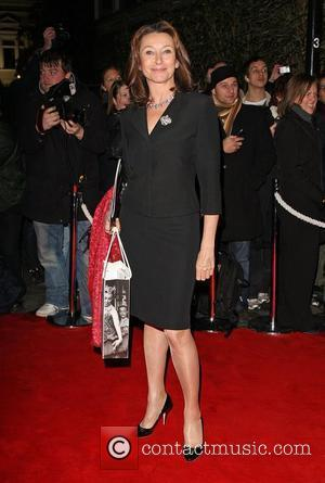 Cherie Lunghi The Sleeping Beauty - VIP reception held at St Martins Lane hotel London, England - 04.12.08