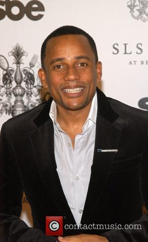 Hill Harper The Grand Opening of the SLS hotel in Beverly Hills - Arrivals Los Angeles, California - 04.12.08