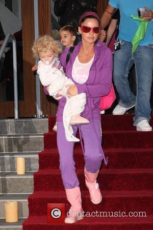 Katie Price and Princess Tiaamii
