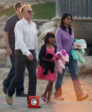 Danny Boyle, Rubina Ali and Santa Monica Pier