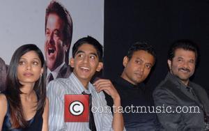 Freida Pinto, Dev Patel, Irfan Khan and Anil Kapoor