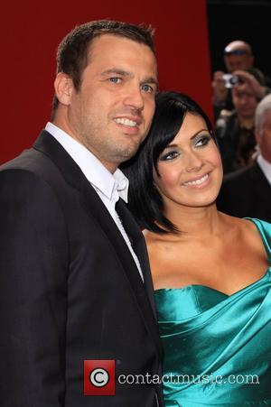 Kym Marsh and Jamie Lomas The British soap awards 2009 held at BBC Television centre - red carpet arrivals London,...