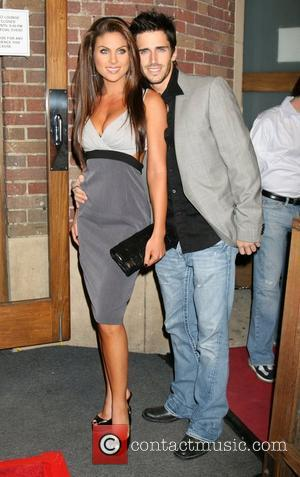 Nadia Bjorlin and Brandon Beemer Soaps in the City website launch party Los Angeles, California - 16.10.08