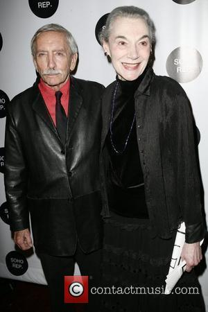 Edward Albee and Mariam Seldes Soho Rep Spring Gala 2009 at The Park - Arrivals New York City, USA -...