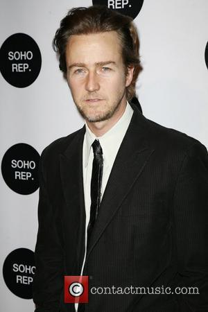 Edward Norton Soho Rep Spring Gala 2009 at The Park - Arrivals New York City, USA - 04.05.09