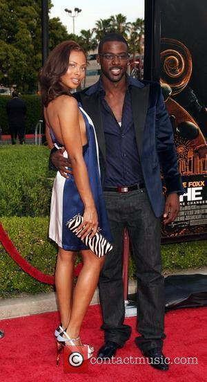 Lance Gross, Eva Pigford Premiere of 'The Soloist' held at Paramount Studios - Arrivals Los Angeles, California - 20.04.09