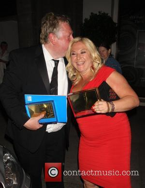 Nick Ferrari and Vanessa Feltz