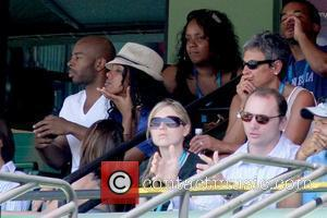 Guest and Serena Williams