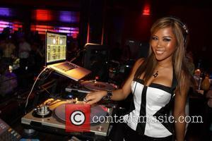 Dj Sophia Lin Spins At Aura Nightclub
