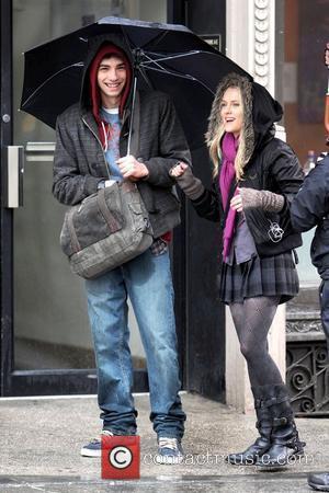Jay Baruchel and Teresa Palmer