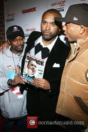 Spike Lee, Londell Mcmillan and Russell Simmons