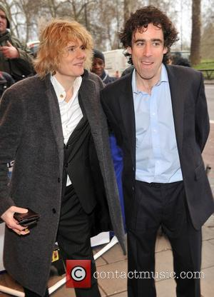 Julian Rhind-Tutt and Stephen Mangan South Bank Show Awards held at the Dorchester Hotel- Arrivals London, England - 20.01.09