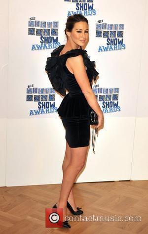 Rachel Stevens South Bank Show Awards held at the Dorchester Hotel - Press Room London, England - 20.01.09
