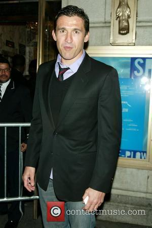 Jonathan Cake opening night of the new Broadway show 'Speed the Plow' at the Barrymore Theatre - Arrivals New York...