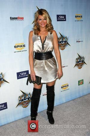 Courtney Hansen Spike TV's 2008 'Video Game Awards' held at Sony Pictures' Studios Culver City, California - 14.12.08