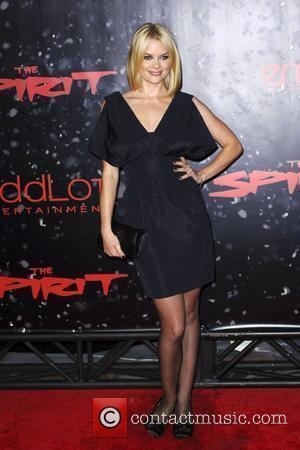 Jamie King Los Angeles movie premiere of 'The Spirit' shown at Grauman's Chinese Theater Hollywood, California -171208