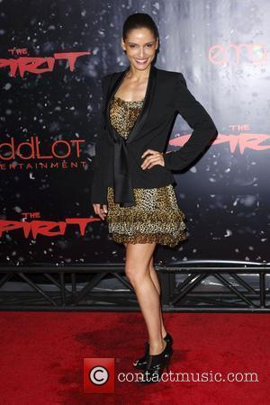 Leonor Varela Los Angeles movie premiere of 'The Spirit' shown at Grauman's Chinese Theater Hollywood, California -171208