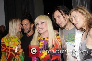 Terry Toye, Debbie Harry and Marc Jacobs