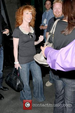 Kathy Griffin and Britney Spears