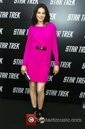 Michelle Monaghan and Star Trek
