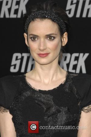 Winona Ryder Los Angeles Premiere of 'Star Trek' held at Grauman's Chinese Theatre - Arrivals Hollywood, California - 30.04.09