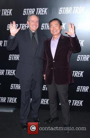 George Takei, Brad Altman and Star Trek
