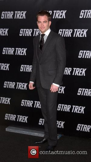Chris Pine and Star Trek
