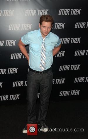 Peter Facinelli and Star Trek