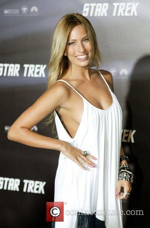 Renee Bargh and Star Trek