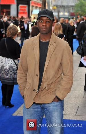 Adrian Lester UK film premiere of 'Star Trek' at the Empire Leicester Square - Arrivals London, England - 20.04.09