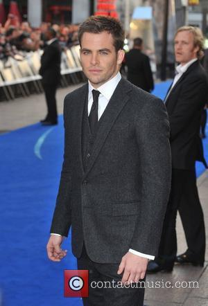 Chris Pine, Star Trek, Empire Leicester Square