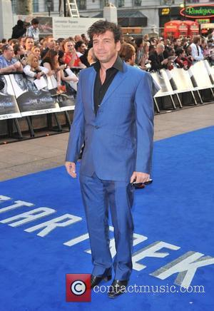 Nick Knowles UK film premiere of 'Star Trek' at the Empire Leicester Square - Arrivals London, England - 20.04.09
