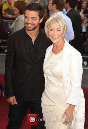 Helen Mirren and Dominic Cooper  State Of Play - UK film premiere held at the Empire Leicester Square London,...