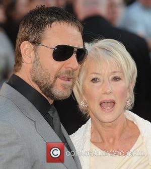 Russell Crowe and Helen Mirren