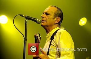Francis Rossi of Status Quo performing in concert at Wembley Arena London, England - 13.12.08
