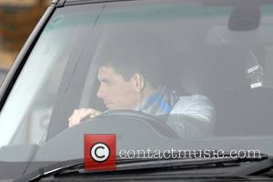 Steven Gerrard leaving the Liverpool FC training ground in Melwood after training. Liverpool, England - 31.12.08