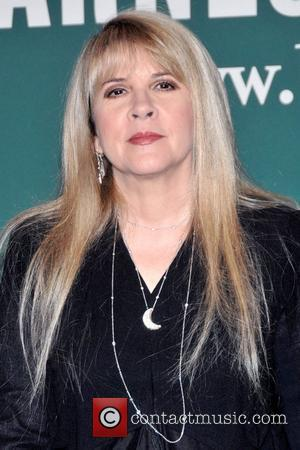 Stevie Nicks promotes 'Live in Chicago' and 'The Soundstage Sessions' at Barnes & Noble Union Square New York City, USA...