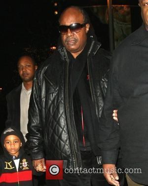 Stevie Wonder and Family