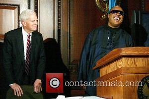 Wonder Honoured By Obama