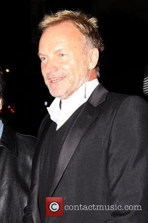 Sting Supports Crude Film With Sundance Show