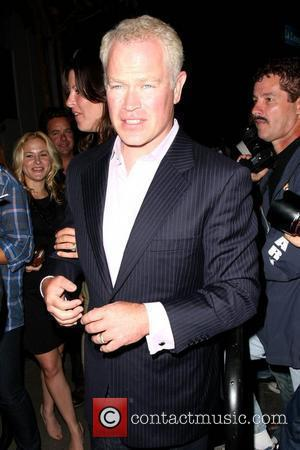 Neal McDonough leaving the STK 1 Year Anniversary Party in West Hollywood Los Angeles, California - 12.05.09