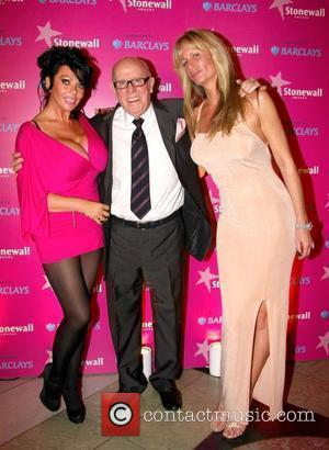 Richard Wilson at The Stonewall Awards 2008 held at The Victoria and Albert museum London, England - 06.11.08